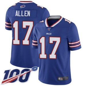 Buffalo Bills #17 Josh Allen Jersey
